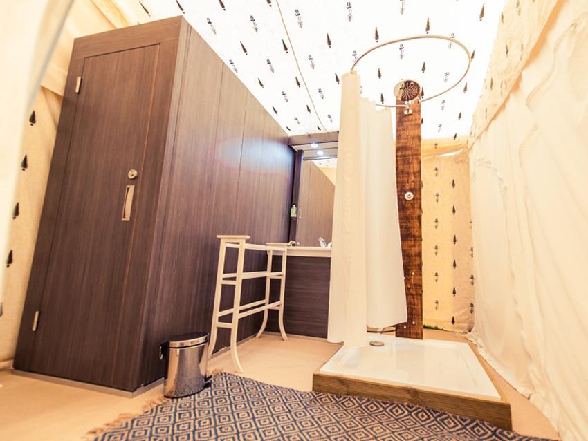 Flexiloo unique bathroom solutions