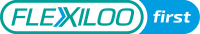 Flexiloo First Logo
